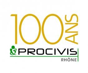 Logo des 100 ans